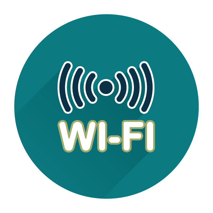 Community wide wifi for student housing